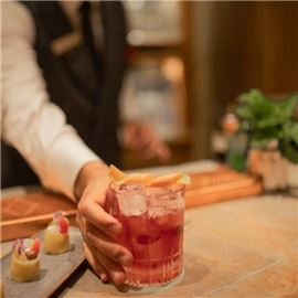 The Lounge Bar - cocktail