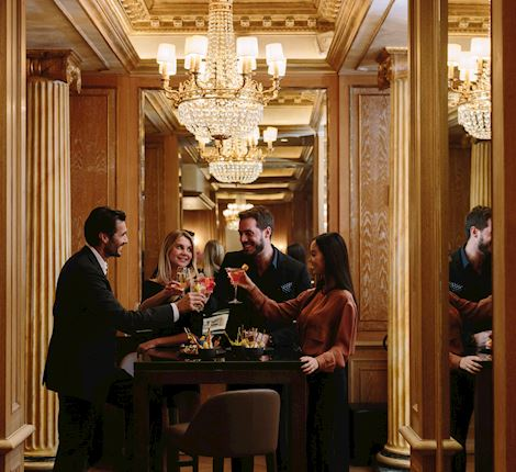 The Lounge Bar Meeting