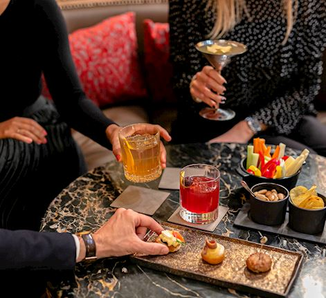 The Lounge Bar Appetizers