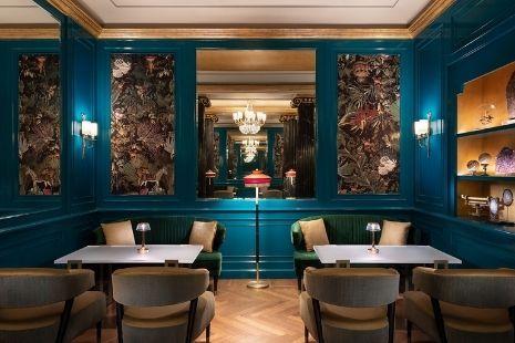 The Lounge Bar Lobby